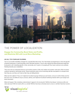 White Paper: The Power of Localization