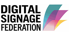 Digital Signage Federation logo
